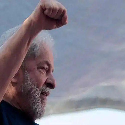 """Lula da Silva a Marco Enríquez-Ominami: """"Hemos sido víctimas de la utilización de la justicia como arma de guerra"""""""