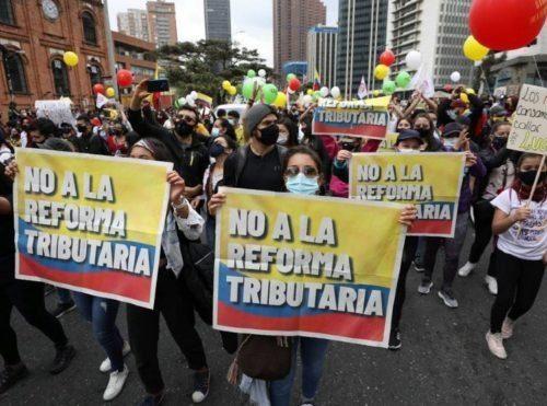 Declaración Pública del Partido Progresista de Chile sobre brutal represión en Colombia