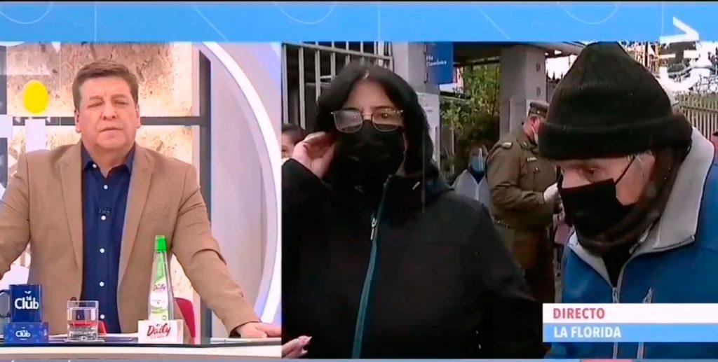 [El Desconcierto] VIDEO| El caso que indignó hasta las lágrimas a Julio César Rodríguez: Adulto mayor debió ir presencial por su Clave Única