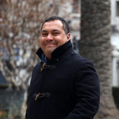 """[The Clinic] Camilo Lagos, presidente del PRO, y la cuarta aventura presidencial de ME-O: """"Para nosotros ser candidato significa perseverancia"""""""