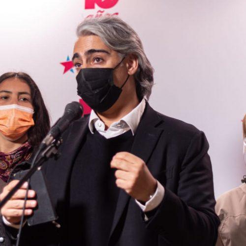 Marco Enríquez – Ominami propone reasignar gasto en armas a políticas sociales más urgentes