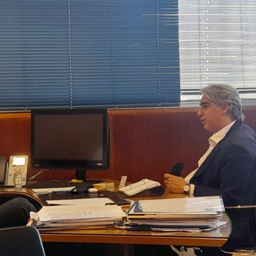 Reuniones con el gobernador y autoridades locales: Así fue la agenda territorial de ME-O en la Región del Biobío