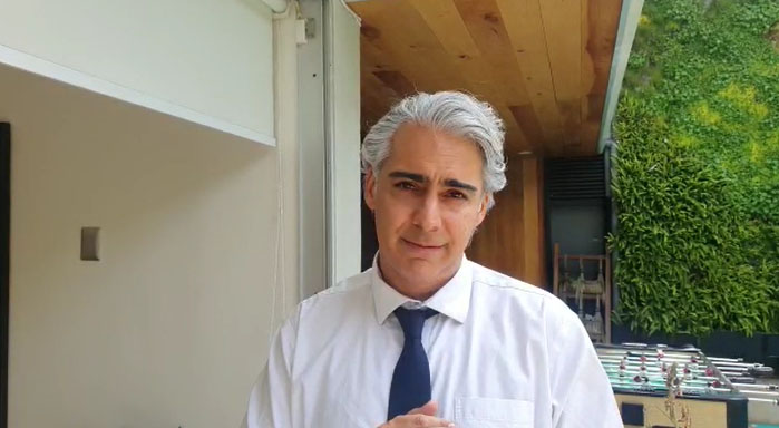 """Marco Enríquez-Ominami y Estado de emergencia en la Macrozona Sur: """"Lo que hace el Presidente de Chile una vez más es improductivo"""""""